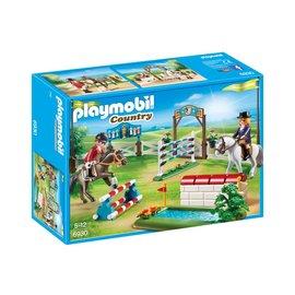 Playmobil pl6930 - Paardenwedstrijd
