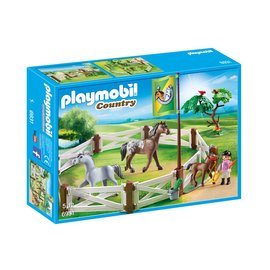 Playmobil pl6931 - Paardenweide