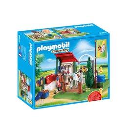 Playmobil pl6929 - Paardenwasplaats
