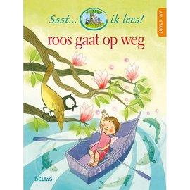 Boeken Ssst... ik lees! Roos gaat op weg