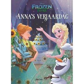 Boeken Frozen Fever -  Anna's verjaardag