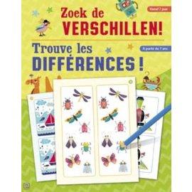 Boeken DT602881 - Zoek de verschillen!