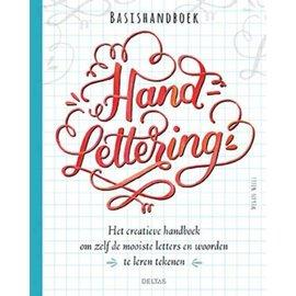 Boeken Basishandboek - Hand-lettering
