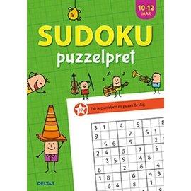 Boeken Sudoku puzzelpret 10-12 jaar