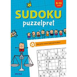 Boeken Sudoku puzzelpret 9-10 jaar