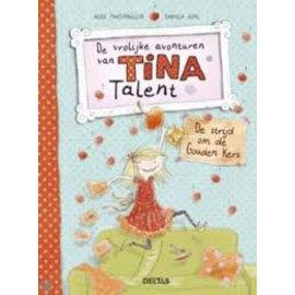 Boeken Tina Talent -  De strijd om de gouden kers