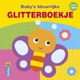 Boeken DT561703 - Baby's kleurrijke glitterboekje (vanaf 1 jaar)