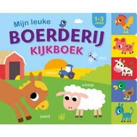 Boeken DT561664 - Mijn leuke boerderij kijkboek (1-3 jr)