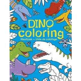 Boeken DT690742 - Dino coloring