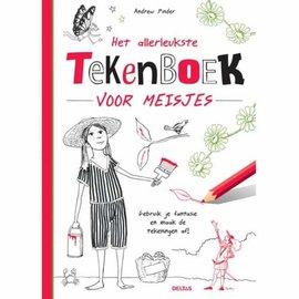 Boeken DT690681 - Het allerleukste tekenboek voor meisjes