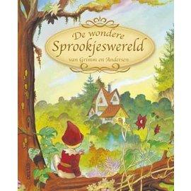 Boeken DT421027 - De wondere sprookjeswereld van Grimm en Andersen