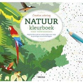 Boeken DT101955 - Creative Coloring - Natuur kleurboek voor volwassenen