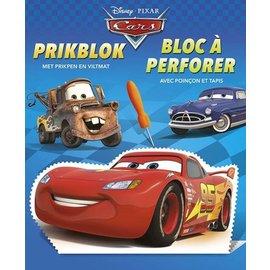 Boeken DT601538 - Disney prikblok Cars