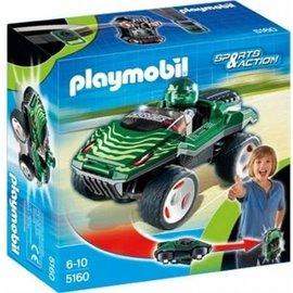 Playmobil pl5160 - Click en Go Snake Racer