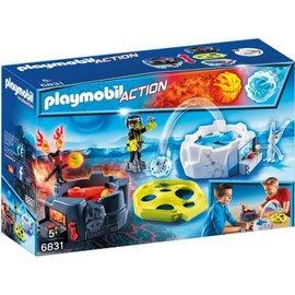 Playmobil pl6831 - Vuur en IJs