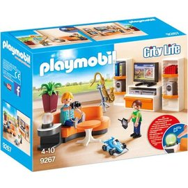 Playmobil pl9267 - Woonkamer