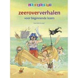 Boeken DT509009 - Leesfeest! Zeeroververhalen voor beginnende lezers (6 jr)
