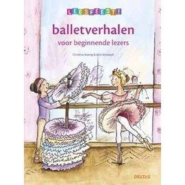 Boeken DT509007 - Leesfeest! Balletverhalen voor beginnende lezers (6 jr)
