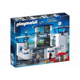Playmobil pl6919 - Politiebureau met gevangenis