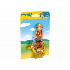 Playmobil pl6976 - Ranger met tijger
