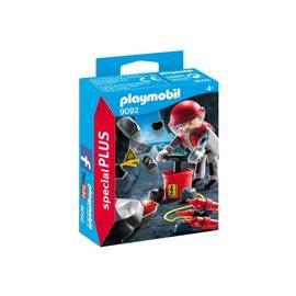 Playmobil pl9092 - Explosievenexpert