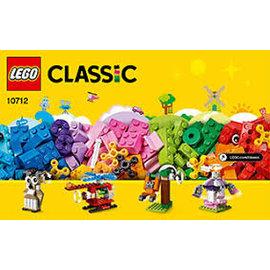 LEGO® LE10712 - Stenen en tandwielen