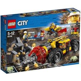 LEGO® LE60186 - Zware mijnbouwboor