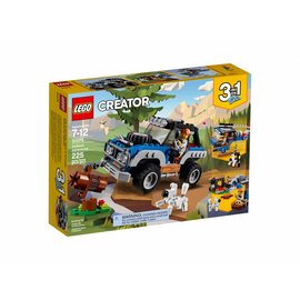 LEGO® LE31075 - Avonturen in de wildernis