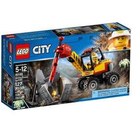 LEGO® LE60185 - Krachtige mijnbouwsplitter