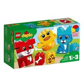 LEGO® LD10858 - Mijn eerste puzzeldieren