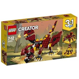 LEGO® LE31073 - Mythische wezens