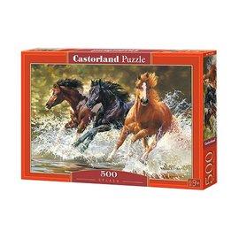 Castorland puzzels PUB52585 - Splash 500 stukjes