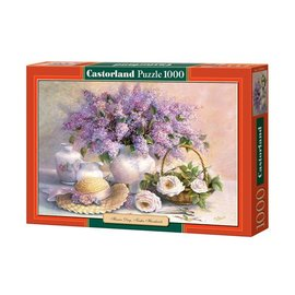 Castorland puzzels PUC102006 - Flower Day, Trisha Hardwick 1000 stukjes