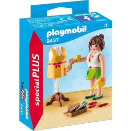 Playmobil pl9437 - Modeontwerpster