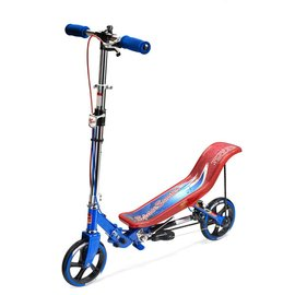 Space Scooter Space scooter rood/blauw