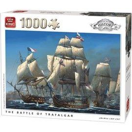 King International PU05397 - The Battle of Travalgar 1000 stukjes