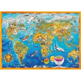 King International PU05135 - World 1000 stukjes