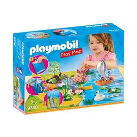 Playmobil pl9330 - Feeën met plattegrond