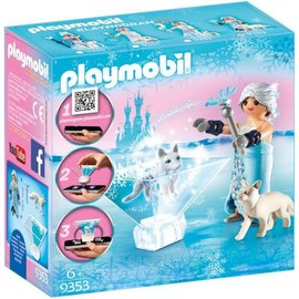 Playmobil pl9353 - Prinses Winterbloesem