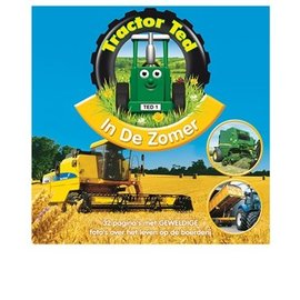 Tractor Ted TT019 - Traktor Ted Boek In de Zomer