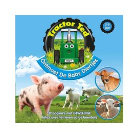 Tractor Ted TT022 - Tractor Ted Boek Ontmoet de Baby Diertjes