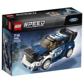 LEGO® LE75885 - Ford FiÃ«sta M sports WRC