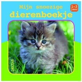 Boeken DT562461 - Mijn snoezige dierenboekje (1-3 j)