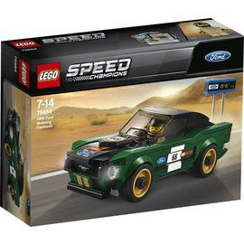 LEGO® LE75884 -  Ford Mustang Fastback 1968