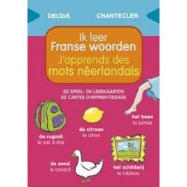 Boeken DT611235 - Speel- en leerkaarten - Ik leer Franse woorden