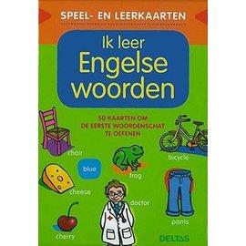 Boeken DT611373 - Speel- en leerkaarten - Ik leer Engelse woorden