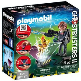Playmobil pl9347 - Ghostbuster Peter Venkman