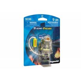 Playmobil pl9336 - Brandweerman