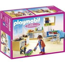 Playmobil pl5336 - Keuken met zithoek