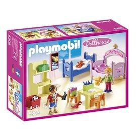 Playmobil PL5306 - Kinderkamer met stapelbed